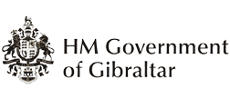HM Government of Gibraltar Logo