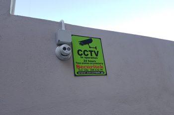 CCTV Installation Image