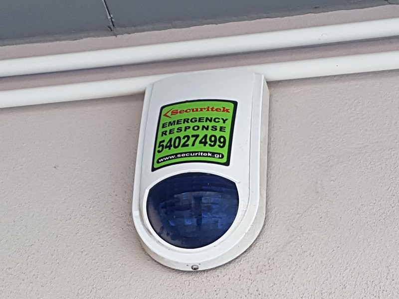 Intruder Alarms Image